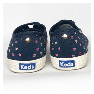 kate spade Shoes - KEDS Kate Spade Champion Kiss Lips Sneakers
